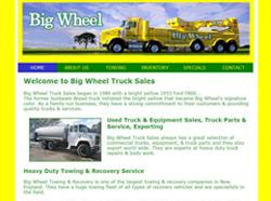 big wheel truck sales websites
