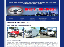 general trucks gmc truck center websites