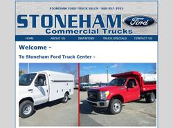 stoneham ford trucks truck sales mass