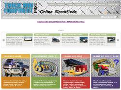 truck equipment post online classifieds