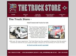 truck store trucks website