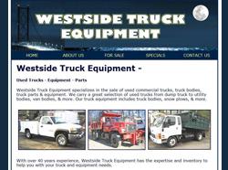 westside truck equipment website